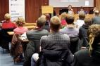 Téměř stovka lidí přišla v Brně diskutovat nad problematikou územního plánování